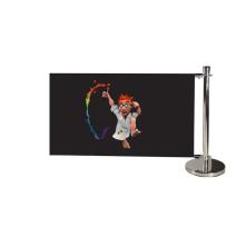 Barrière publicitaire standard 100 cm, jeux complémentaire
