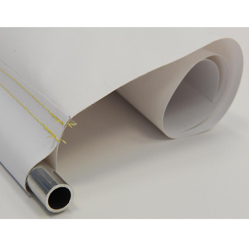 Barre alu accessoires baches publicitaires for Accessoire bache