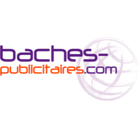 Bâche publicitaire salon HD M1/B1 450 g double face