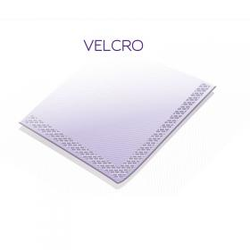 Velcro mâle & femelle, 100 mm