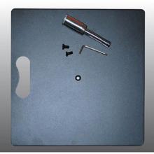 Pied oriflamme: carré & Lestage